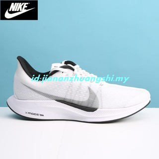 online store dc4d1 ed8c3 READY STOCK NIKE Zoom Pegasus Turbo X React Running Shoes White Man Shoes