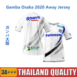 2020 Japan J1 League Gamba Osaka ガンバ大阪 Home Soccer Jersey Football Jersey Shopee Malaysia