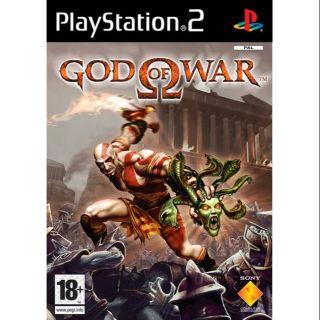 God of War PS2 / God of War PlayStation 2 | Shopee Malaysia