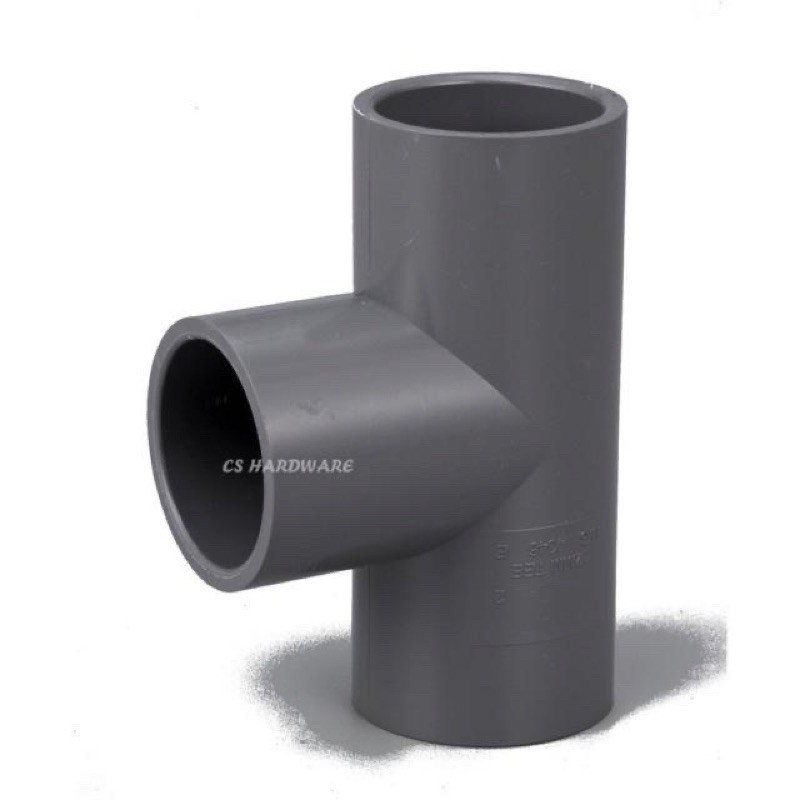 PVC Tee Fitting PVC Pipe