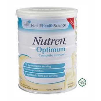 Nutren Optimum 800g READY STOCK