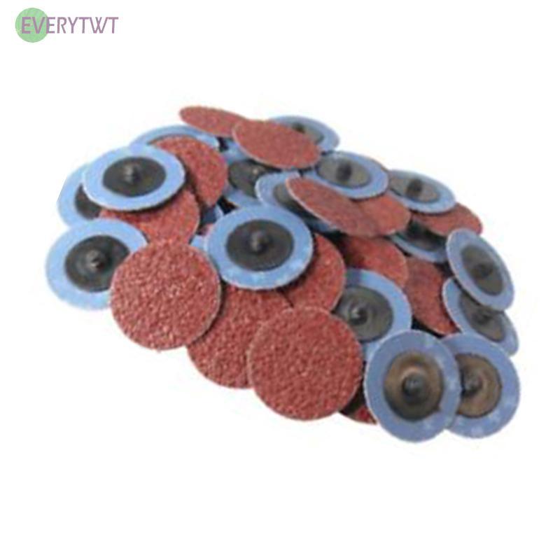 "11pcs 1//4/""Round Sanding Wheels+Holder Grinder Polishing Flat Flap Disc Abrasive"