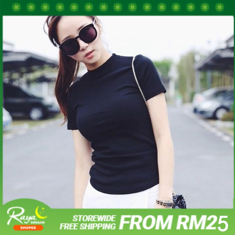 1c38c5eed Buy Tops Online - Women Clothes | Shopee Malaysia