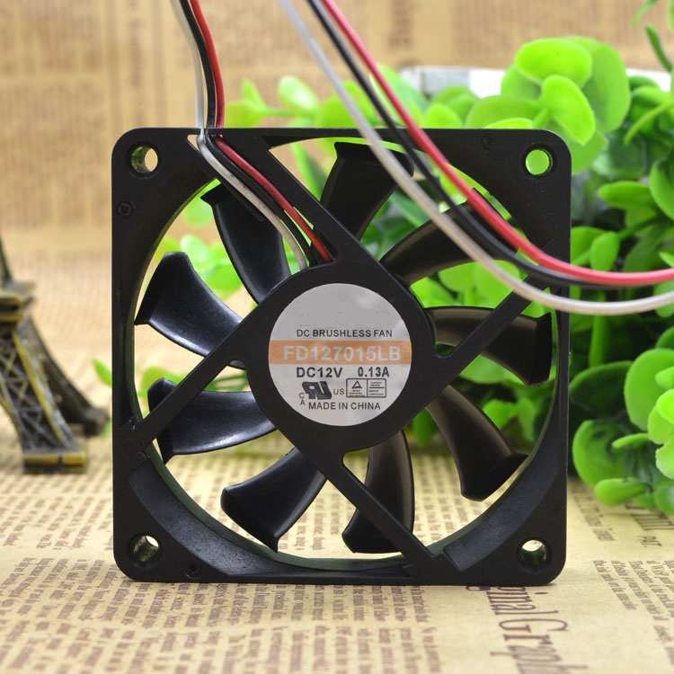 New RDL8025B4 DC48V 0.13A four-wire pwm temperature control cooling fan 8CM