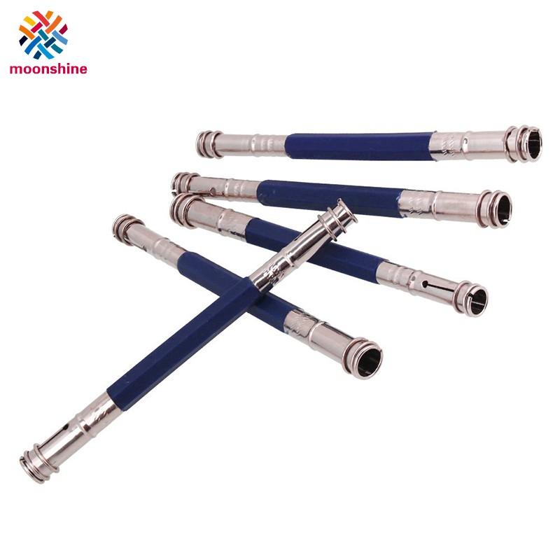 5pcs Double-head Pencil Sketch Extension Rod Carbon Clamping Pen Coupling Device