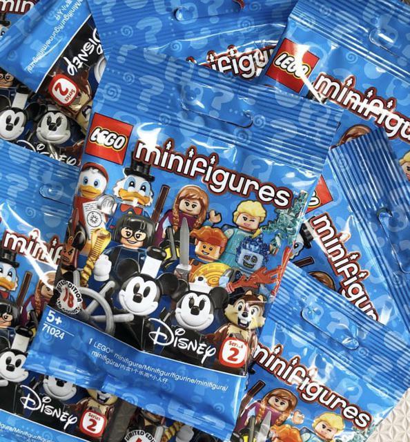 MrBrickHunt] Lego 71024 Disney Minifigures Series 2