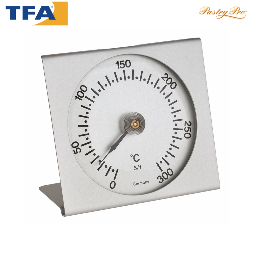 TFA, Analogue Oven Thermometer,  70x75mm, 0/300°C