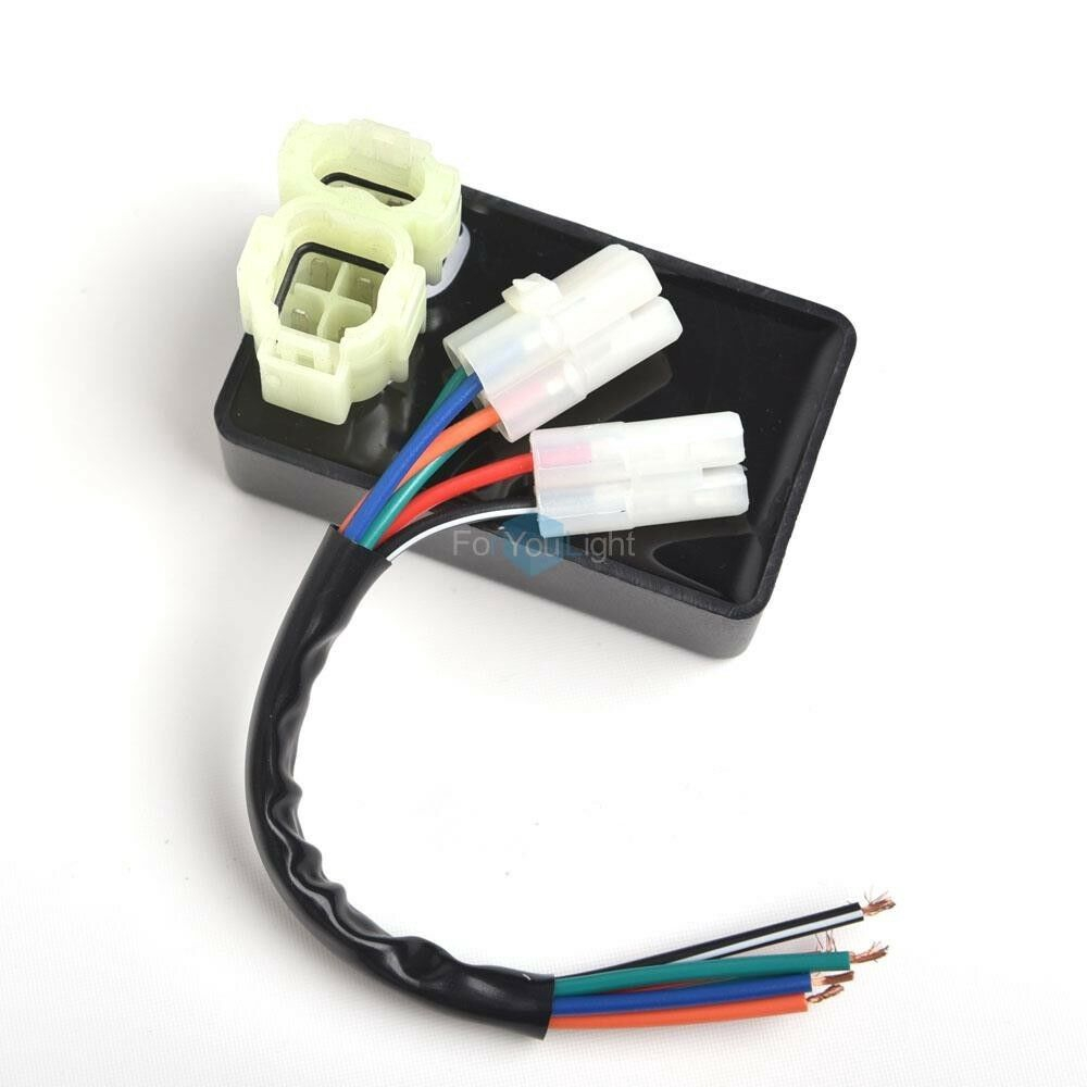 Electronic Ignition CDI Box Fits Honda TRX 300 Fourtrax 88 89 90 ...