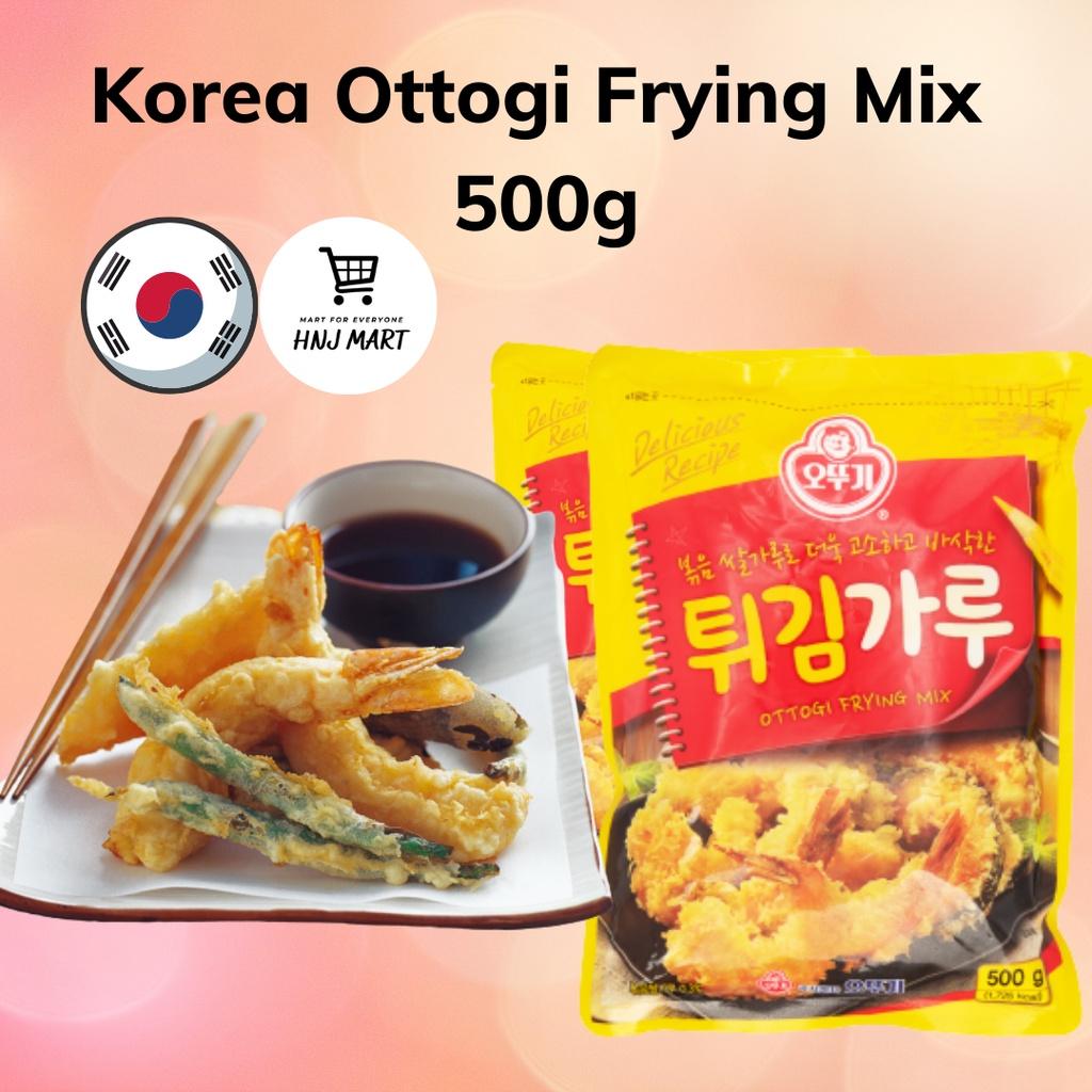 Korea Ottogi Frying Mix 500g Frying Powder Batter 韩国炸料粉 / 酥炸粉