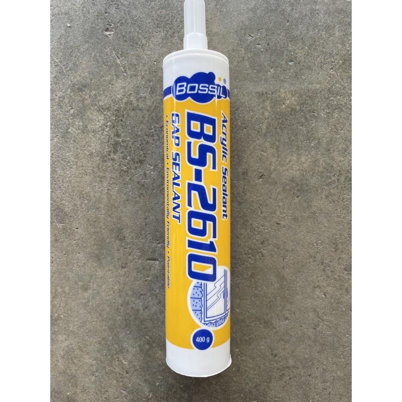 White Sealant/ White paintable Silicone