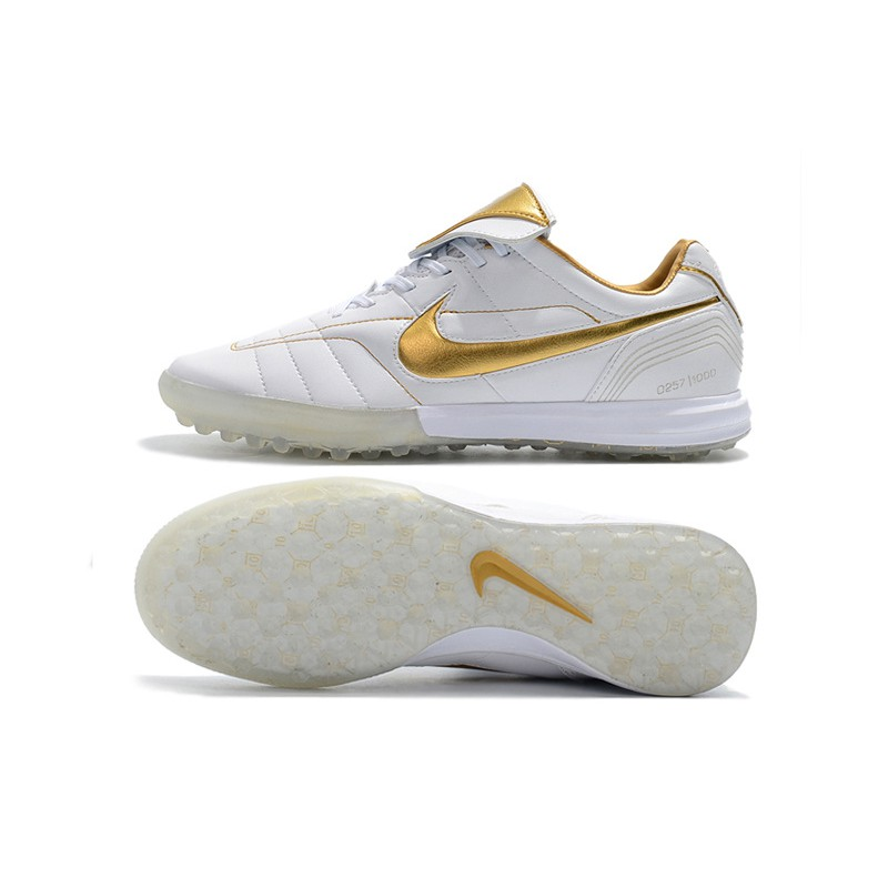 the best attitude 86d65 c3709 Original 100%Nike football shoes Tiempo Legend 7 R10 TF men's competition  training shoes