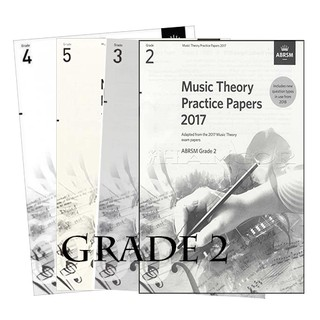BRSM Theory Of Music Exam Past Year Papers GRADE 2 | Shopee Malaysia