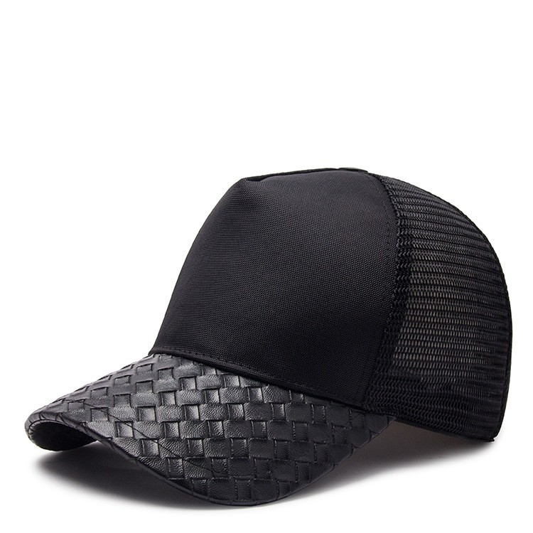 9d06987214f716 Hemp cotton woven retro men's and women's baseball cap | Shopee Malaysia