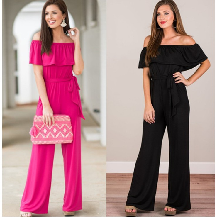 6cdd7a19d3cba Women Summer Playsuit Bodycon Clubwear Evening Party Jumpsuit Romper  Trousers