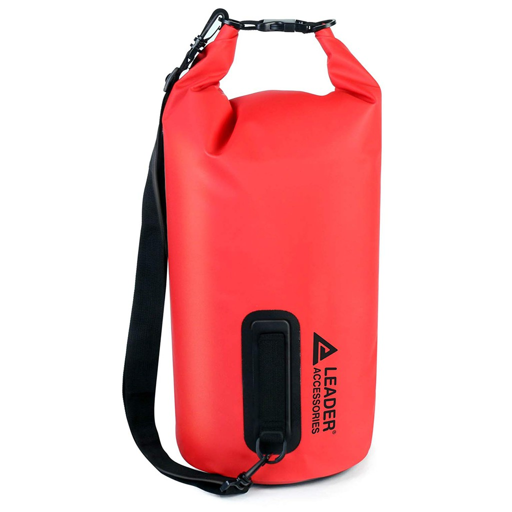 Leader Accessories Waterproof Backpack Dry Bag for Hiking Kayaking Rafting   f5c93a6a286c5