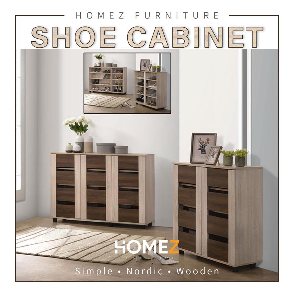 Homez 2 Door High Shoes Cabinet Jj2088 L600 X W320 X H1240mm Shopee Malaysia