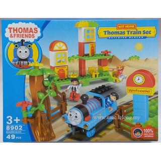 Pleasing Thomas Friends Train Set Lego Building Blocks 24Pcs Download Free Architecture Designs Scobabritishbridgeorg