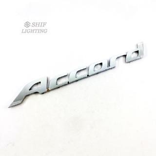 2 x Car Side Sticker Type R Emblem Badge Fork For Honda Accord Civic CRV Fit HR