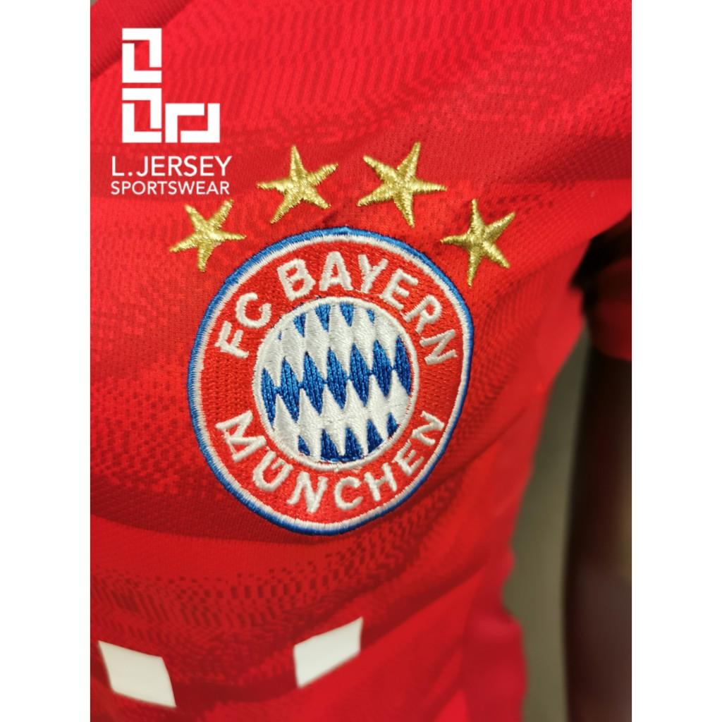Bayern München Women Home Season 19/20 CLIMALITE Fans Jersey