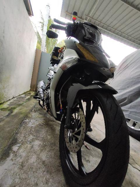 Y15 Y15zr 100 Original Starter Motor Assy Hly Shopee Malaysia