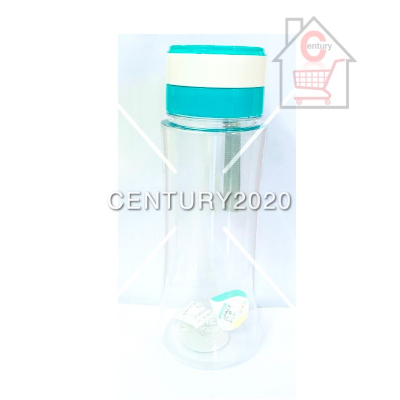 RIMEI Travel Bottle Sports Water Bottle Double Mouth Leak Proof With Strap And Filter Outdoor 1120ml