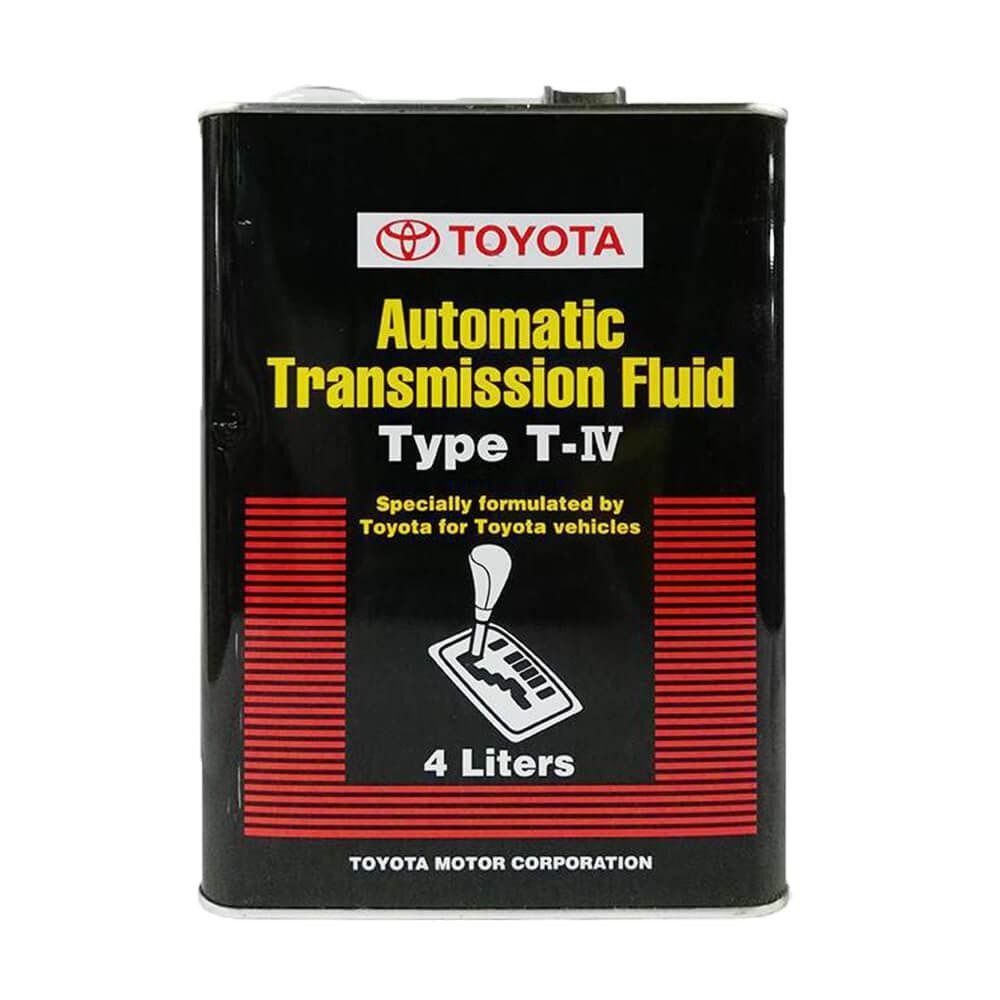 Toyota ATF Type T-IV Gear Oil 4L