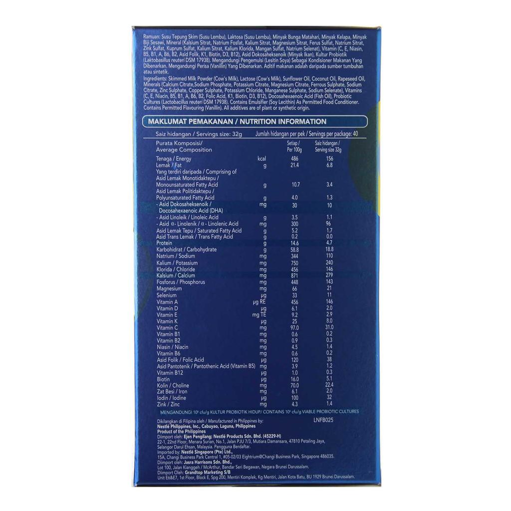 Nestle Lactogrow 3 Children Milk Powder (1.3kg)