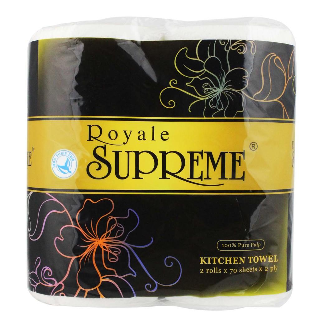 Royale Supreme Kitchen Towel (70s x 2rolls)