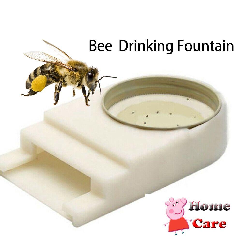 Beekeeping Beehive Water Feeder Bee Drinking Entrance Beekeeper Nest Cup Kit New