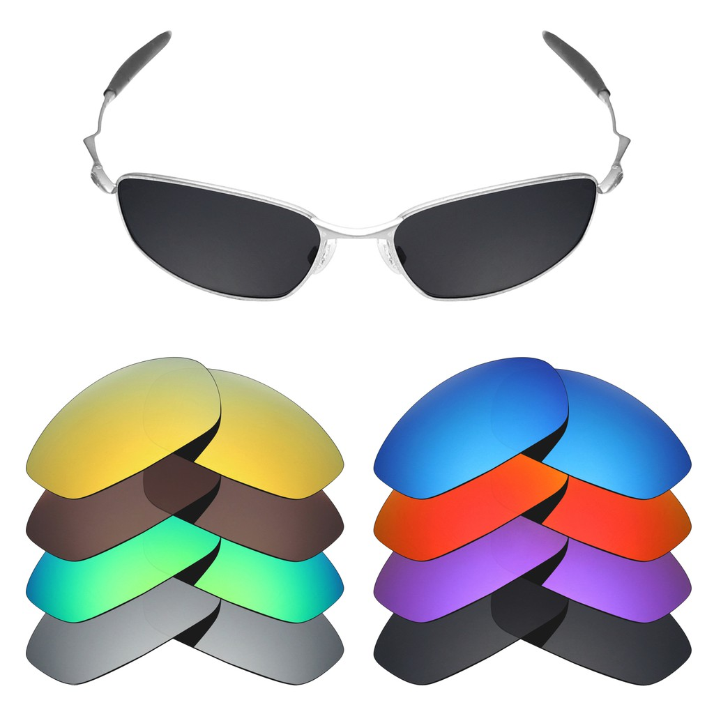a4bd092681c4a Mryok Polarized Lenses Replacement for Oakley Probation Sunglass - Options