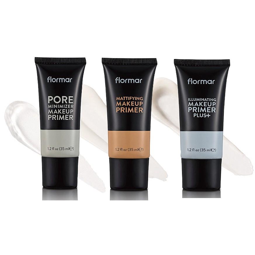 Flormar Makeup Primer Pore Minimizer Mattifying Illuminating 女神