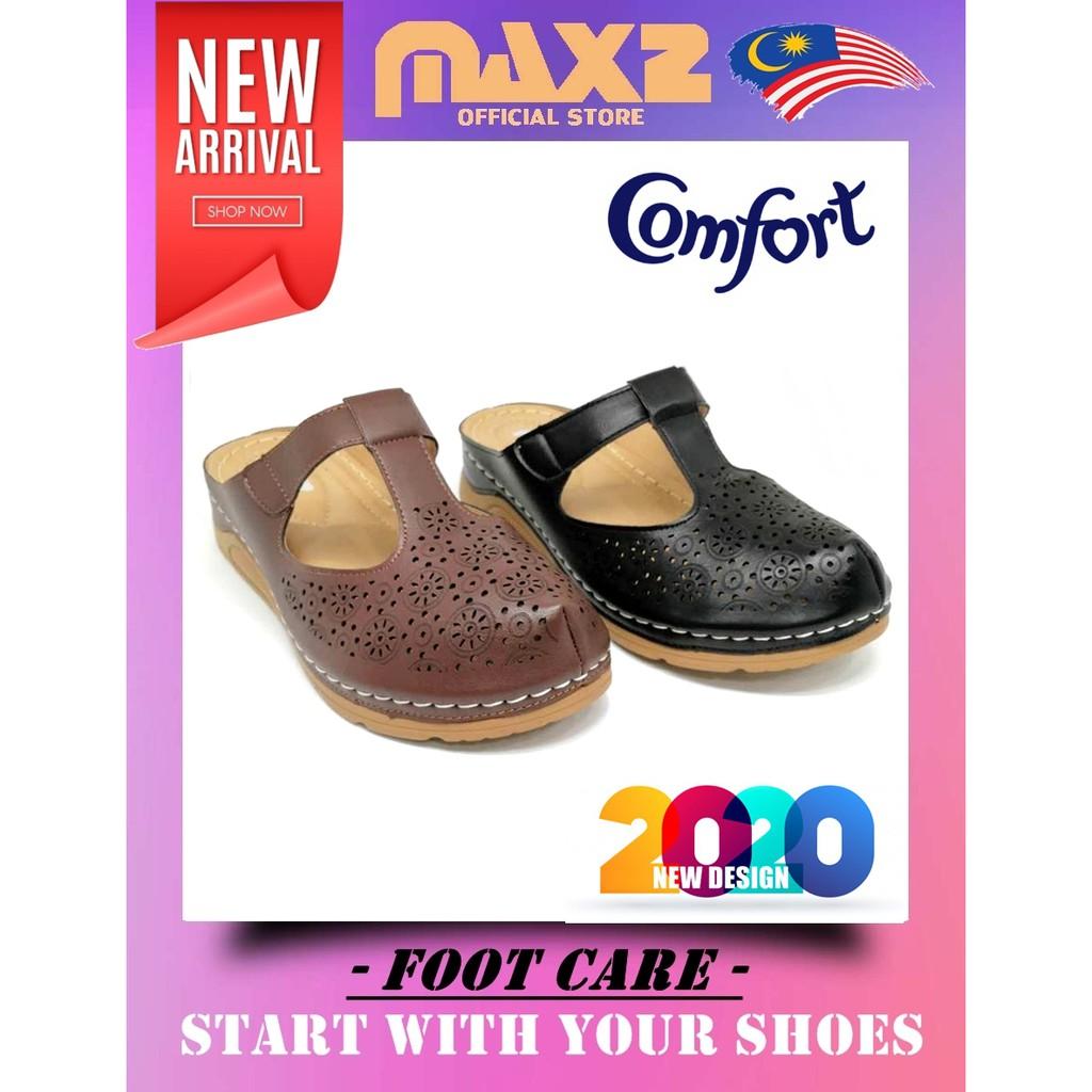 Women Half-Cover PU Outsole Comfort Shoe