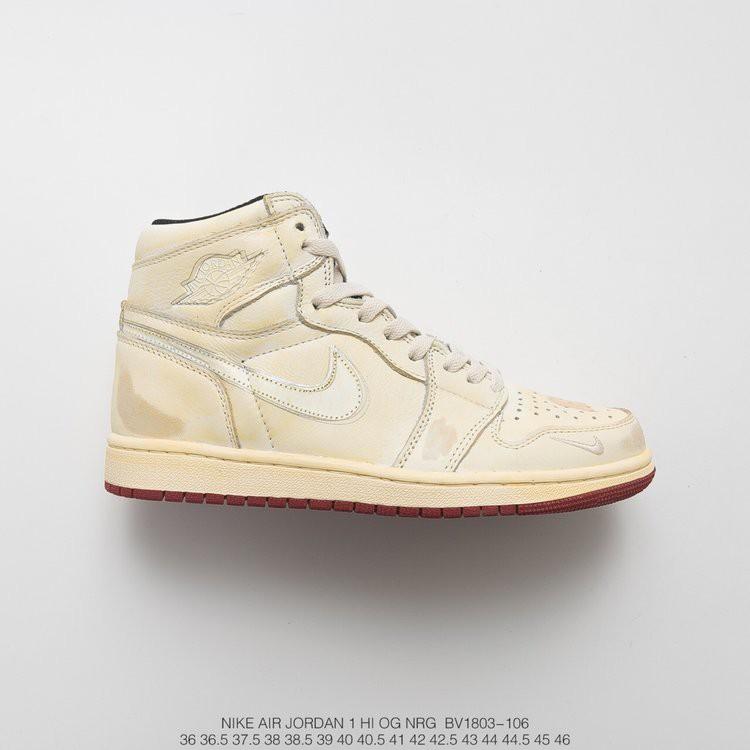 3a0caeafbed419 nike Air Jordan 1 Shadow aj1 black grey high top men sport basketball shoe  40-46