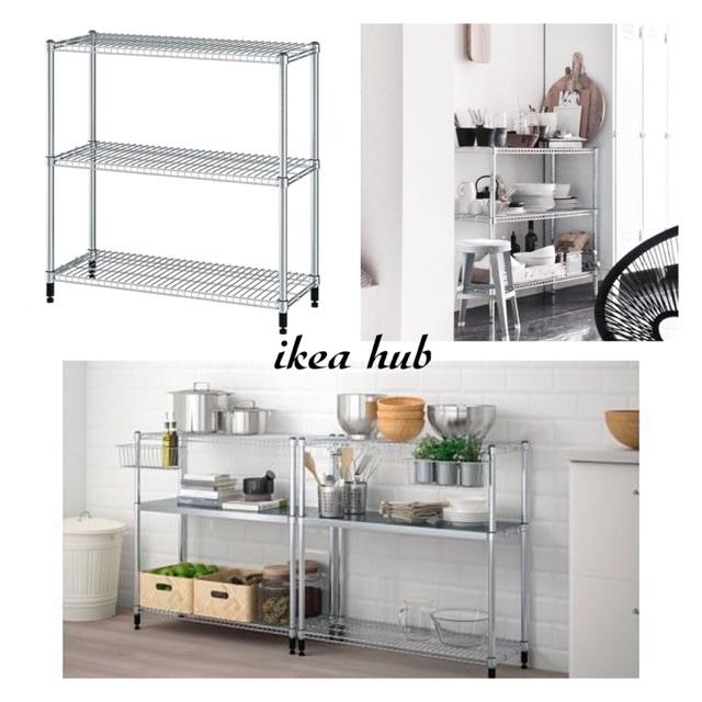 Stainless Steel Kitchen Rack