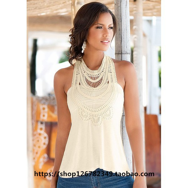 59c5e9ab9934c Summer Blouse Women 2018 NEW Ladies Sexy Lace Tops T Shirts