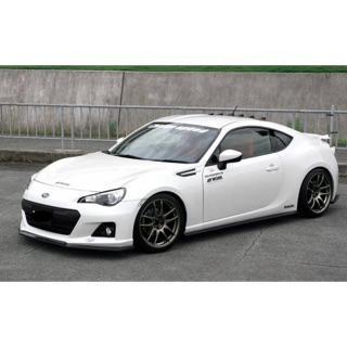 Toyota ft gt 86 gt86 ft86 Subaru BRZ rocket bunny V3 Bodykit body kit  Bumper lip