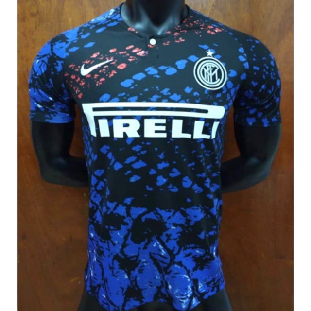 huge selection of c9cd7 99983 Inter Milan EA sports jersey