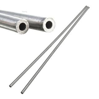304 Stainless Steel Capillary Tube OD 4mm x 3mm ID Length 250mm Metal ToolB Yg