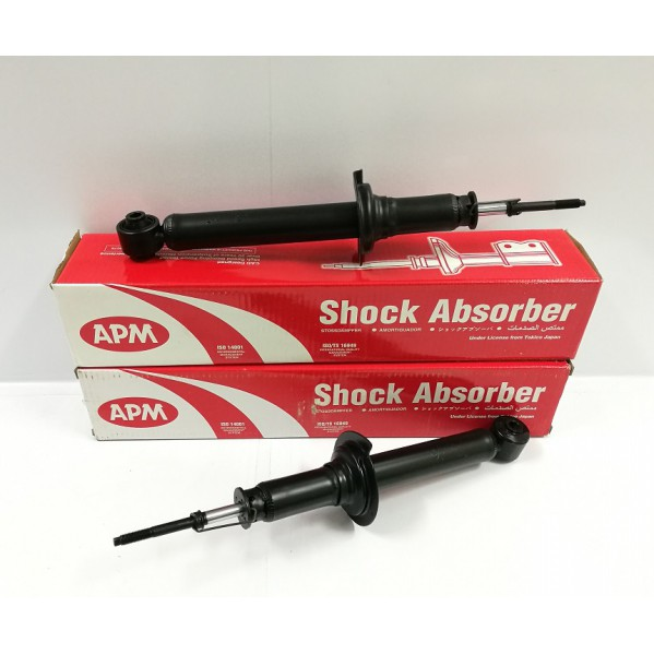 APM Shock Absorber Rear for Nissan Sentra N16 (Gas) 1 Pairs