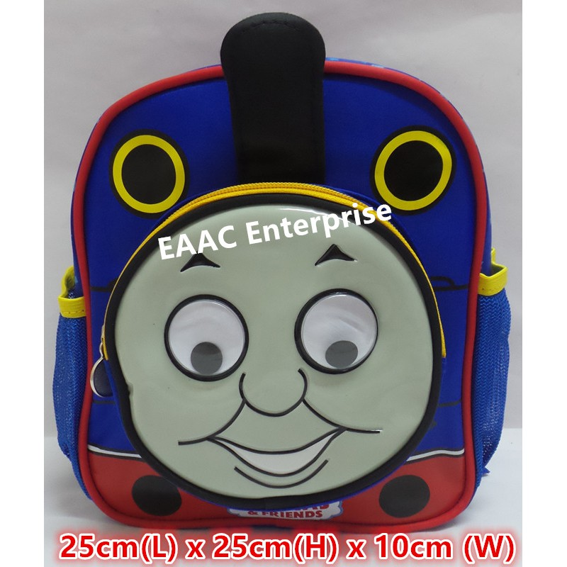 Thomas & Friends Kindergarten School Bag Backpack Beg Sekolah (5)