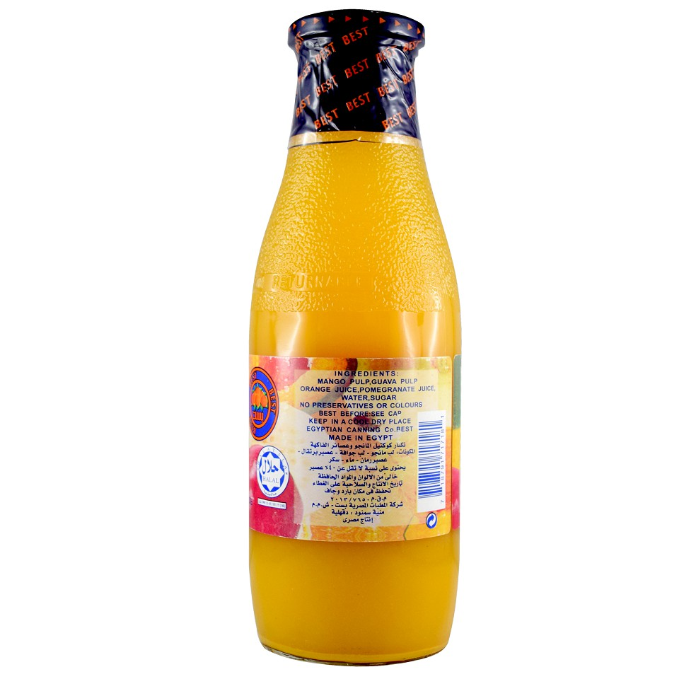 BEST Juices Tropicale (1L) | Shopee Malaysia