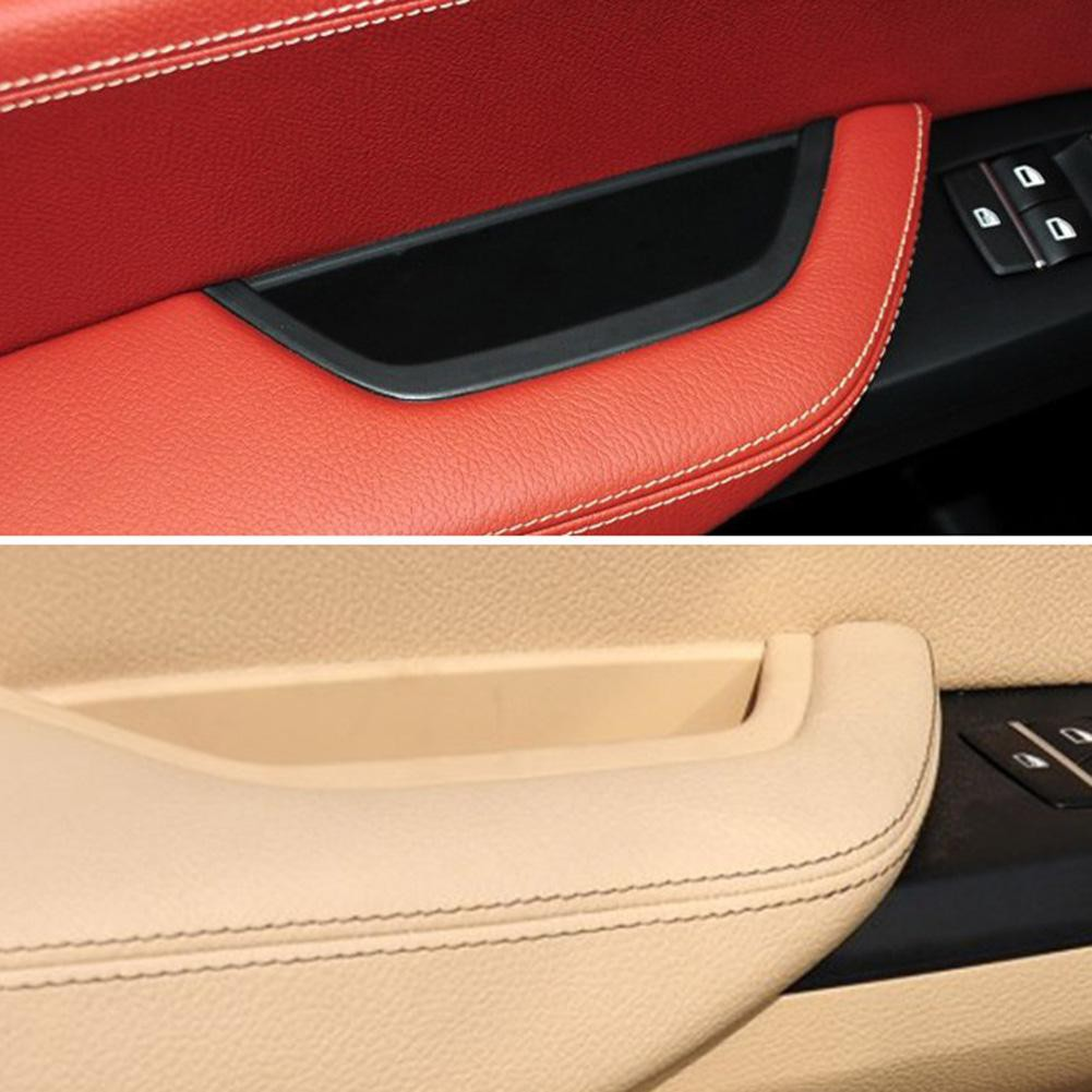 High quality of Car Door Panel Handle Trim Cover special for for BMW X3 X4 11-17