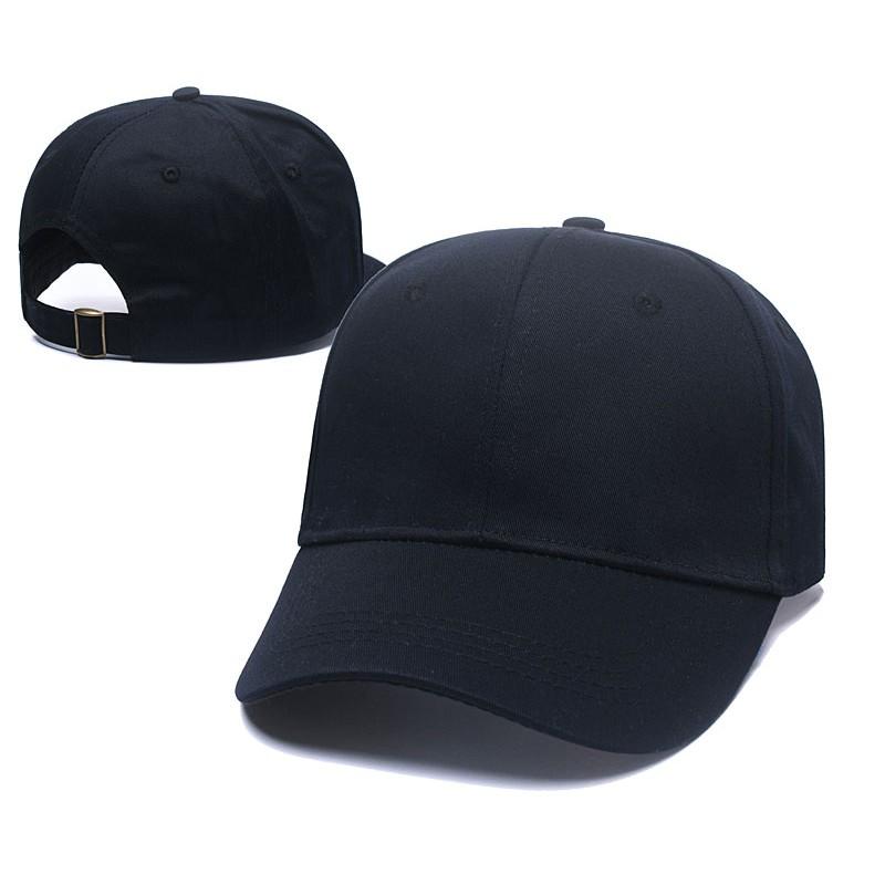 34dabc80 ProductImage. #Hot Sale# Men Women Basic Plain Baseball Cap Black Snapback  Cap Sport Hat