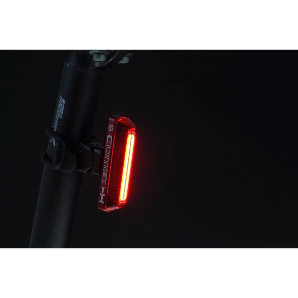 Moon Comet X USB Recharge Rear LED Tail Light