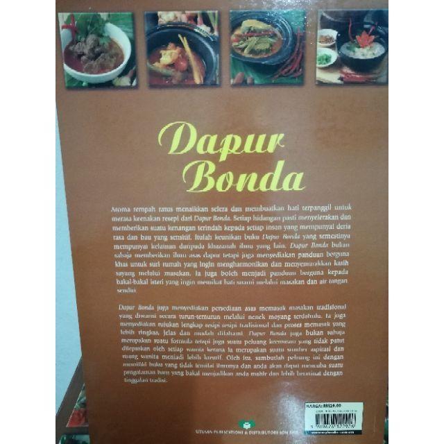 Resepi Dapur Bonda Chef Don