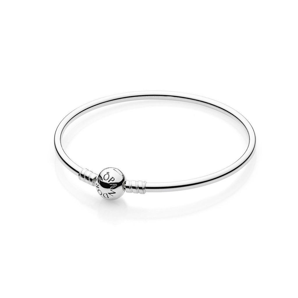 48a9f2c3e Pandora 596006-20 Essence Collection Sterling Silver Bracelet | Shopee  Malaysia