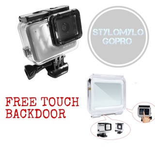 FRAME MOUNT CASE SLIDER BUCKLE FOR GOPRO HERO3 3+BLACK NAKED CAMERA-LCD BACPAC