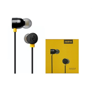 Realme Buds 3 5mm Wired Earbud In Ear Mi Bass Stereo Earphones Hands Free With Mic For Xiaomi Huawei Samsung Oppo Shopee Malaysia