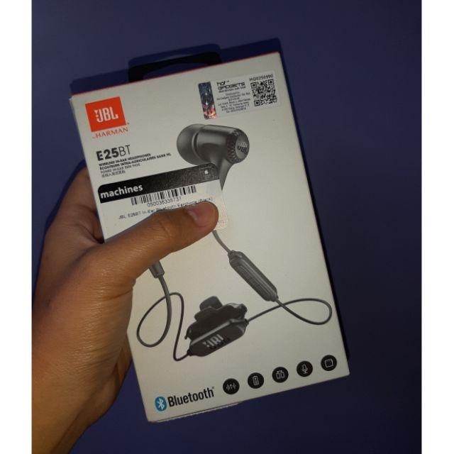 JBL E25BT - Bluetooth Earphones
