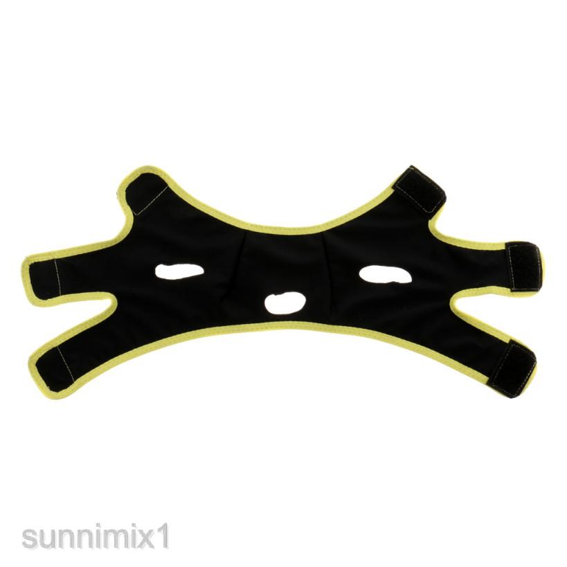 V Face Shaper Double Chin Thin Cheek Lift Up Slimming Mask Strap Belt Band